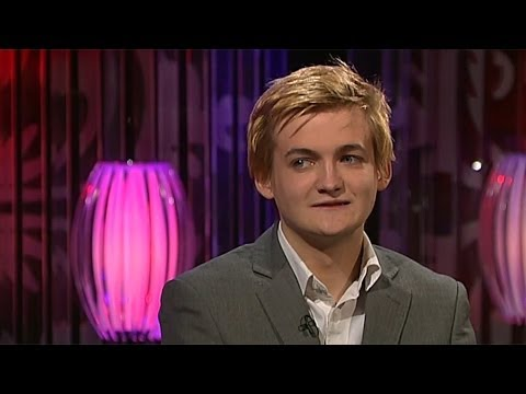 SPOILER ALERT - Jack Gleeson discusses Joffrey in Game of Thrones | The Saturday Night Show