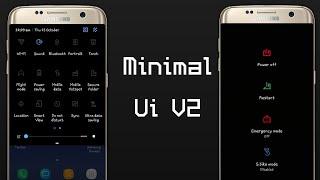 Download Minimal Ui V3 0 Samsung Highly Modified Custom Theme For