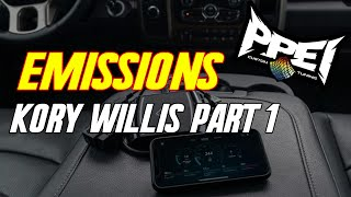 Emissions Tuning with Kory Willis Part 1