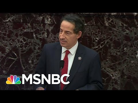 What To Expect From Day 2 Of Senate Impeachment Trial   MSNBC