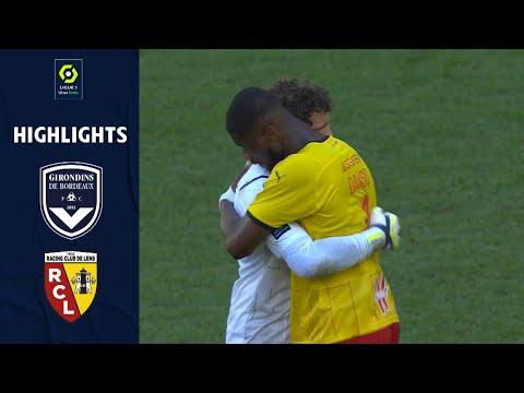 FC GIRONDINS DE BORDEAUX - RC LENS (2 - 3) - Highlights - (GdB - RCL) / 2021-2022