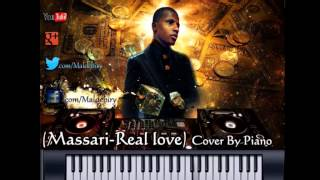 Massari Real love Cover By Piano