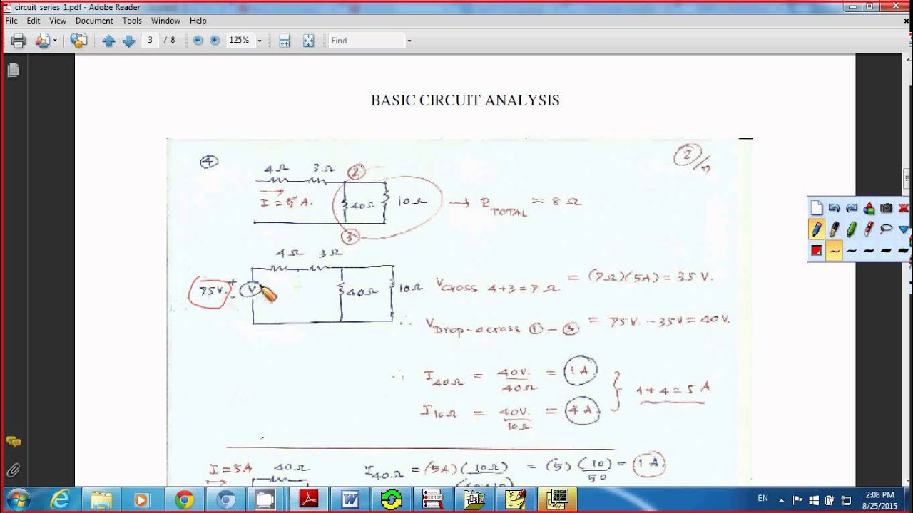 Basic Circuit Analysis
