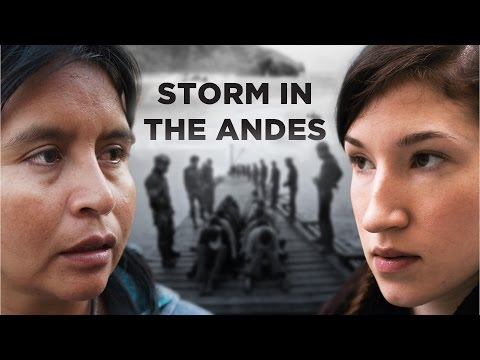 Storm in the Andes - Trailer