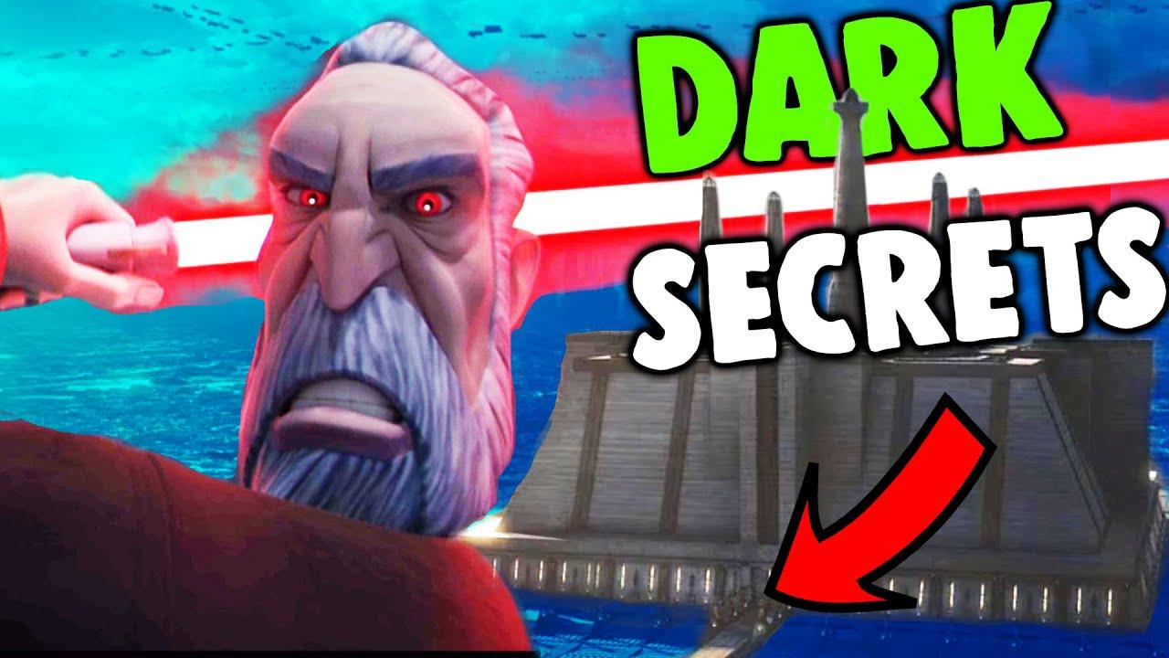 The DARKEST SECRETS Dooku found hidden in the Jedi Temple (CANON) | Star Wars Explained
