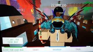 MORE MONEY/ Case clicker ( Roblox) part 6