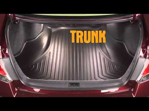 Custom Molded Floor, Cargo and Trunk Liners