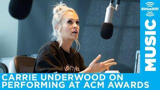 Video Carrie Underwood on her ACM Awards performance download MP3, 3GP, MP4, WEBM, AVI, FLV Juli 2018