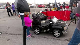 Meca kids power wheels BOOM BABY I don't own rights to music