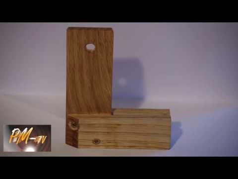 bricolage bois facile tutoriel faire soi meme une. Black Bedroom Furniture Sets. Home Design Ideas