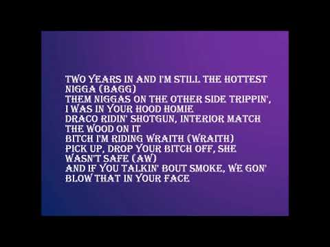 Moneybagg Yo  Rolls Royce ( Lyric video)