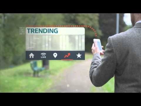 Get ITV News on-the-move with our new app