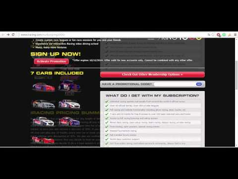 iRacing: 3 MONATE GRATIS!!!! - 3 MONTH FOR FREE!!!! [incl. 7 Cars & 10 Tracks]