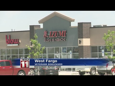 Restaurant Report Card Heads To West Fargo
