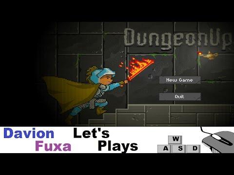 DFuxa Plays DungeonUp - Tutorial & Intro  
