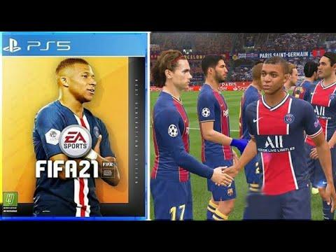 FIFA 21|FIFA 21 | Concept Trailer 2020 | Playstation 5 ...