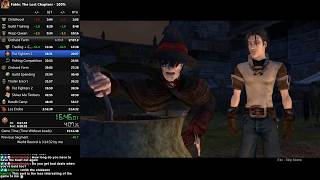 [NEW WR] Fable: The Lost Chapters 100% Speedrun in 3:13:20 [2:52:17 without loads]