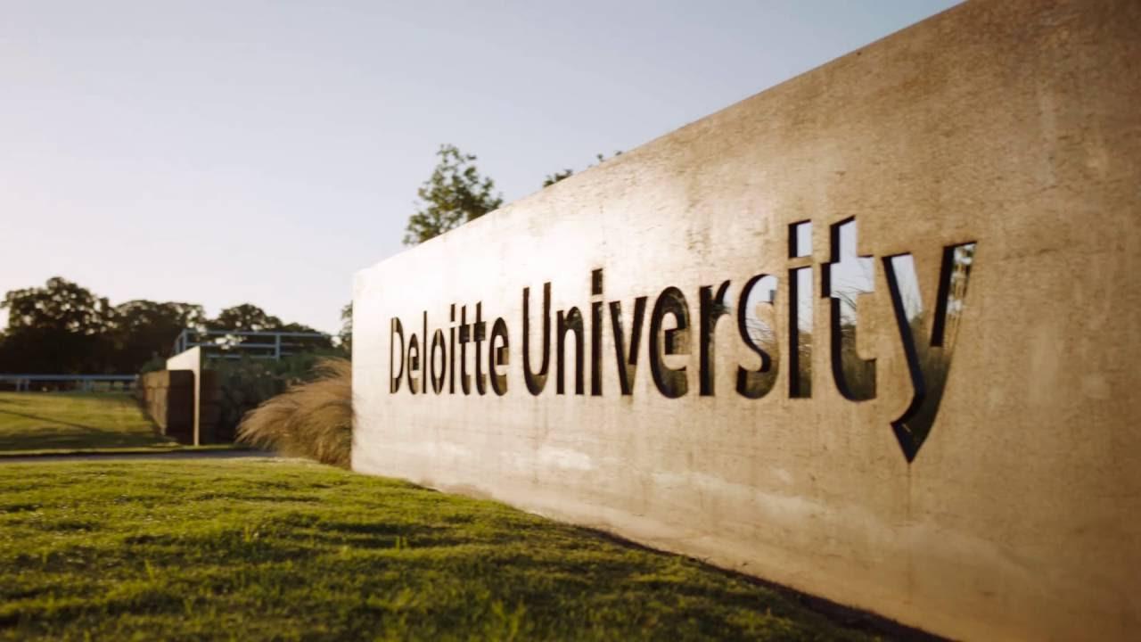 df20d14c654 Deloitte University – The Leadership Center - YouTube