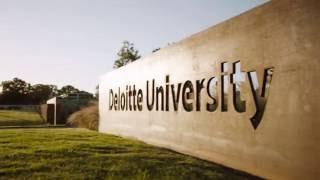 Deloitte University – The Leadership Center