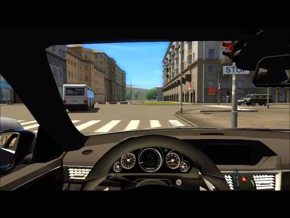 Car Driving Simulator Mod