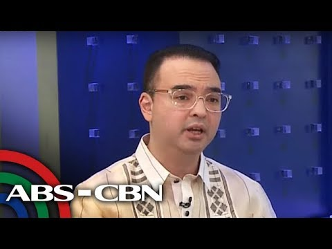 Cayetano: Rift with Sara Duterte 'sorted out' | ANC