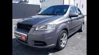 Автопарк Chevrolet Aveo 2006 года (код товара 21745)