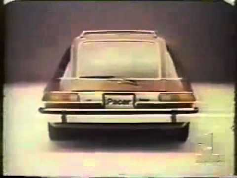 AMC Pacer 1975 TV commercial