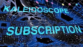 Kaleidoscope Subscription - Alien Roses