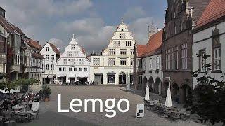 GERMANY: Lemgo city / Junkerhaus [HD]