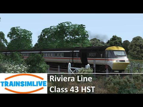 Train Simulator 2015 - Riviera Line, Class 43 HST