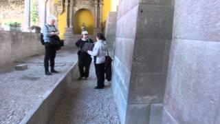 Кориканчи. Куско. Перу. Вид изнутри(На ролике представлены кадры стен построек внутри Кориканчи, также вид сверху. Тип планировки построек..., 2012-08-17T21:49:14.000Z)