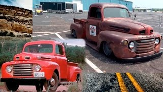 1949 Ford F1 Хот Род