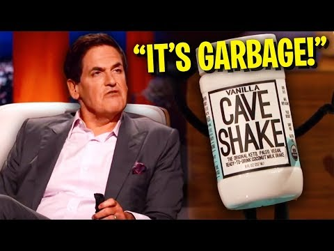 10 Times Mark Cuban Crossed The Line On Shark Tank!