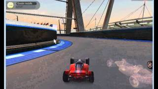 Track Mania Nations (PC) gameplay
