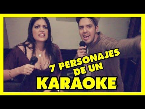 7 TIPOS DE PERSONAS EN EL KARA0KE 🎤 😁  │ @BRUNOACME