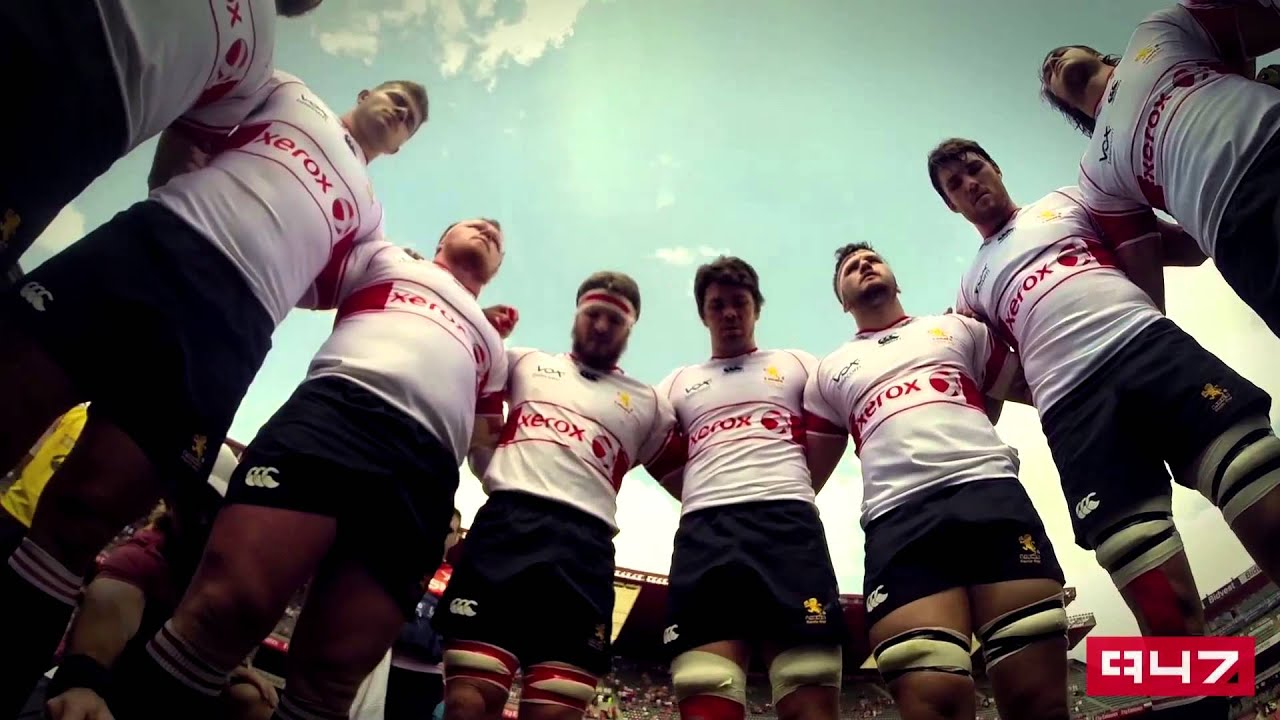 947 The Making Of The Lions Rugby Music Video Youtube