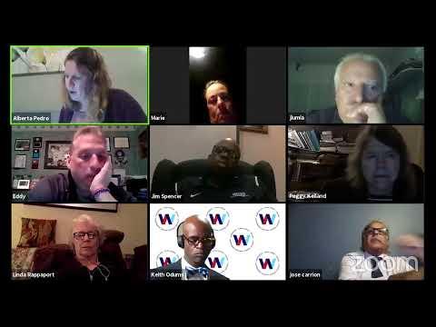 Board Meeting - Oct. 19, 2020
