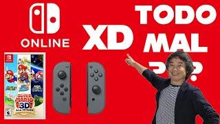 Mi Problema con la Nintendo Switch | ElGameplayerXD