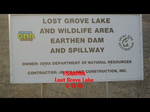 FSAIOWA Lost Grove Lake 3 17 15