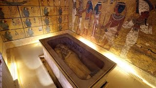 Could Queen Nefertiti be hidden behind King Tut's tomb?