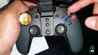 Беспроводной Bluetooth-контроллер Ipega Golden Warrior PG-9118 (Обзор)