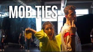 Choreography by Melisa Kıran - Mob Ties / Drake - Hip Hop Intermediate Class