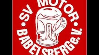 SV Motor Babelsberg Boxen | Vereinshymne