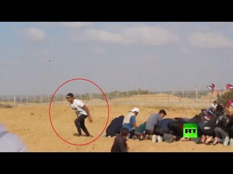 إصابة شاب فلسطيني بالرصاص أثناء صلاة جماعية