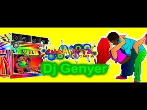 Mix Champeta Clasica Exitos Dj Genyer