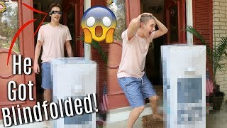 SURPRISING MY BROTHER!