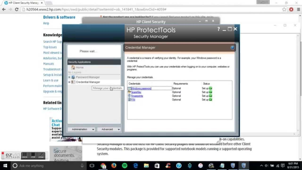 verisoft hp