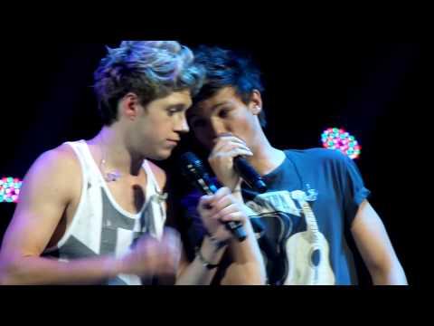She's Not Afraid (HD) - One Direction - Salt Lake City, UT 7/25/13