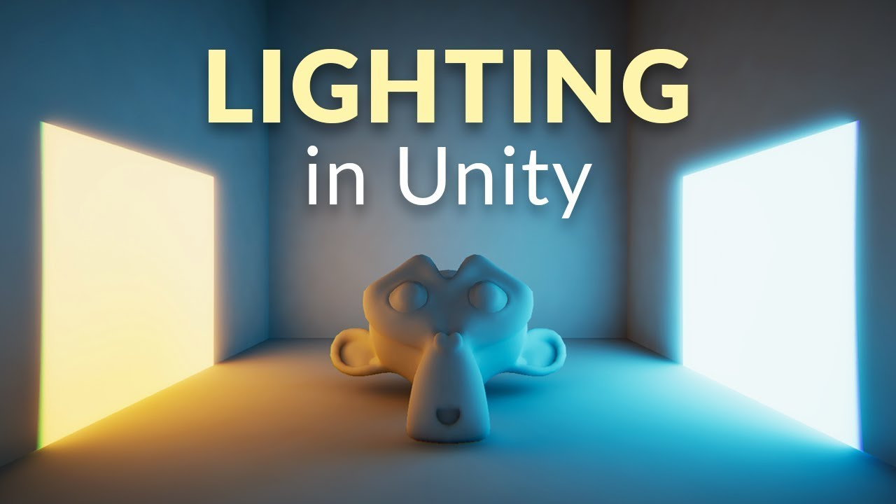 Lighting In Unity You
