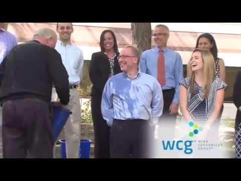 WCG Ice Bucket Challenge